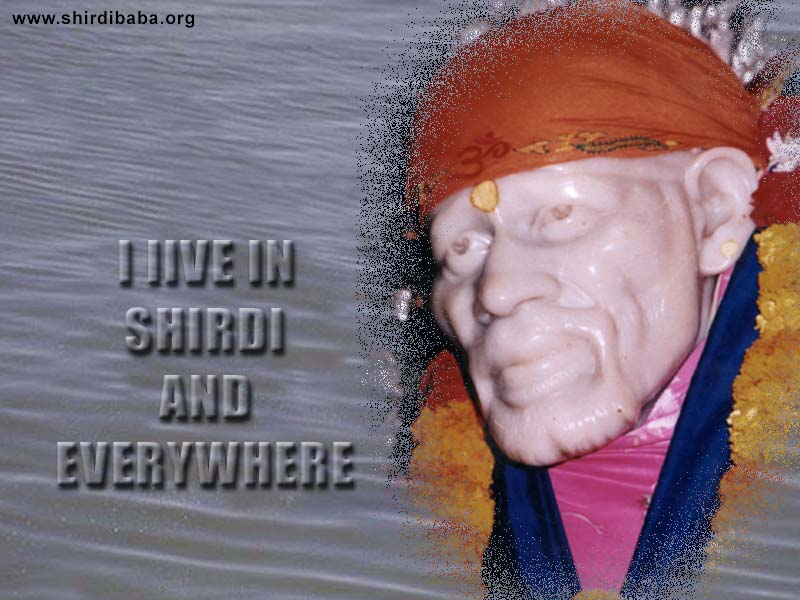 Sai Baba of Shirdi - Desktop Wallpapers, Jai Sai Ram, Sai
